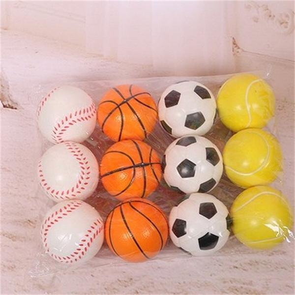 Fußball Form Handgelenk Übung Squeeze Spielzeug Reduzierter Druck Vent Ball Originalität Weichschaum Bälle Erwachsene Dekompression Spielzeug 0 8ss C R