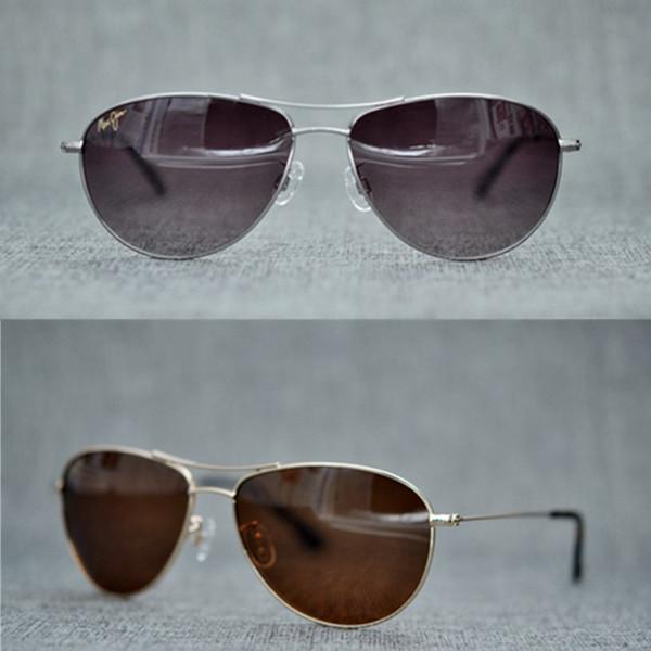4371112d64238 Brand Maui Jim Sunglasses 772 Maui Jim Polarized Sunglasses MJ Men Sports  Glasses Women Sun Glasses