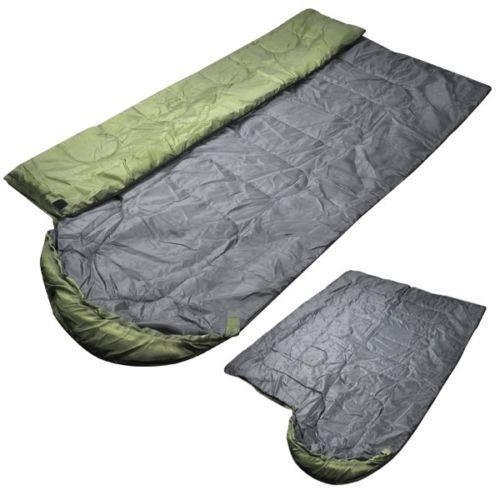 Waterproof 1.8 meter Adult 3 Season Sleep Bags Outdoor Travel Warm Winter Multifunction Hiking Camping Sleeping Bag + Carry Bag