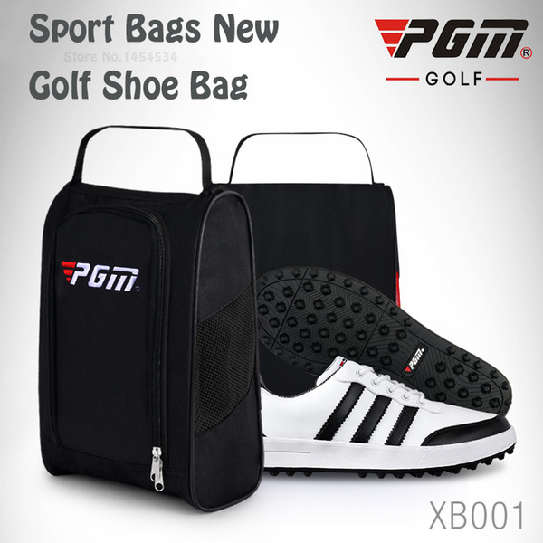 best selling 2017 PGM Sport Bags New Golf Shoe Bag Golf Shoes Package Female High-grade Nylon Light Practical travel shoes bag for men