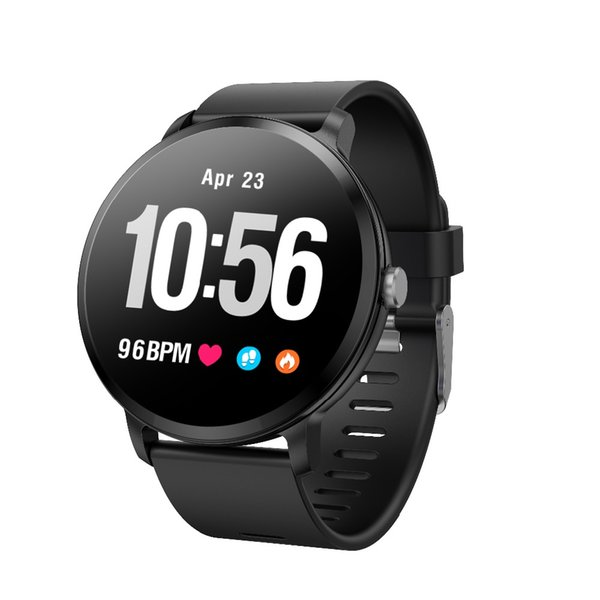 SUNBost V11 Smart Watch 1.3 Inch 240*240 Tempered Glass Screen IP67 Waterproof Heart Rate Monitoring Blood Pressure For Men Women Watches