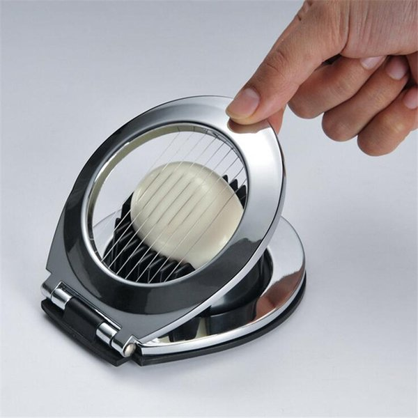Cooking Tools 2in1 Cut Multifunction Kitchen Egg Slicer Egg Cutter Mold Flower Edges Gadgets Tools Ferramentas