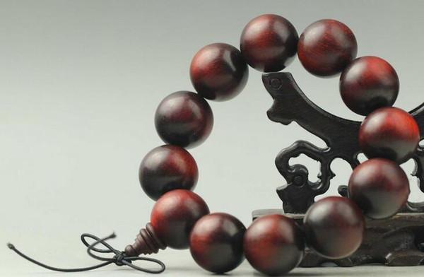 Beautiful China Chinese natural red sandalwood beads bracelet