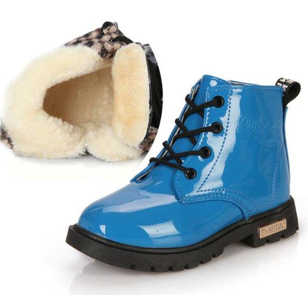 blu inverno