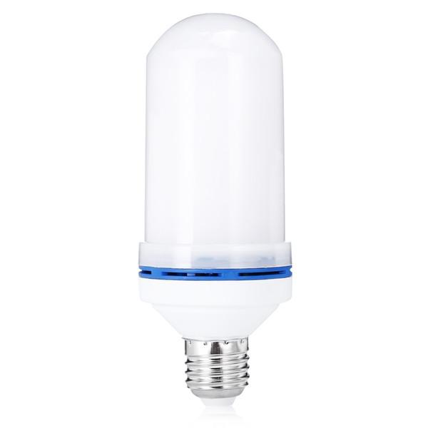 Utorch E27 LED Flame Effect Light Flame Bulb AC 85 - 265V LED Globe Bulb 1800K Brightness Warm White LED Lamp Frosted Bulb Free Shipping