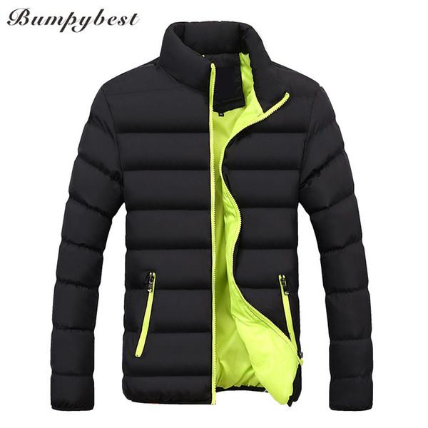 Winterjas Heren Xxxxl.2019 Bumpybeast Men Jackets 2018 New Fashion Men S Winter Jacket