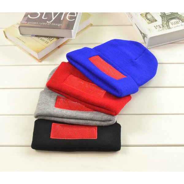 Hip hop knitted designer beanie caps for women men embroidered letter su caps for men fashion street tide brand snapback caps men