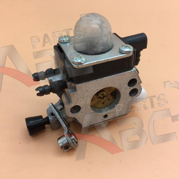 top popular OEM Zama Carburetor C1Q-S216 Fit STIHL 4140 120 06211 FS38 FS55 TRIMMER TCA 13 2019