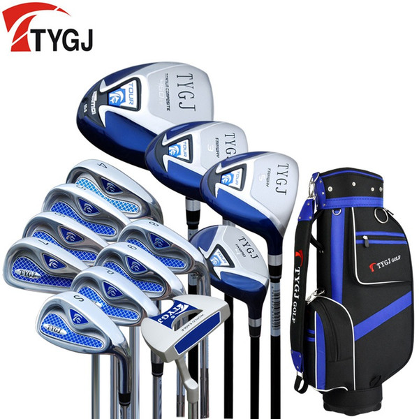 Brand YGJ mens golf clubs complete Full Mini Half golf complete set