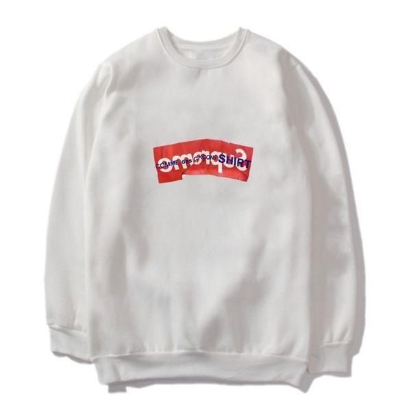 hoodies sweatshirts Autumn And Winter New Pattern Man Sweater Fashion Trend Tide Card Men's Wear Long Sleeves Customized