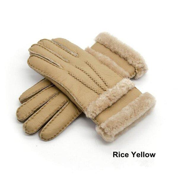 Rice Yellow