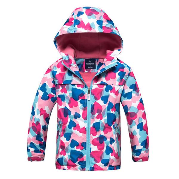 2018 yeni sonbahar ve kış çocuk sıcak ceket su geçirmez güneş koruyucu erkek ceket kaykay pateni çocuk açık spor
