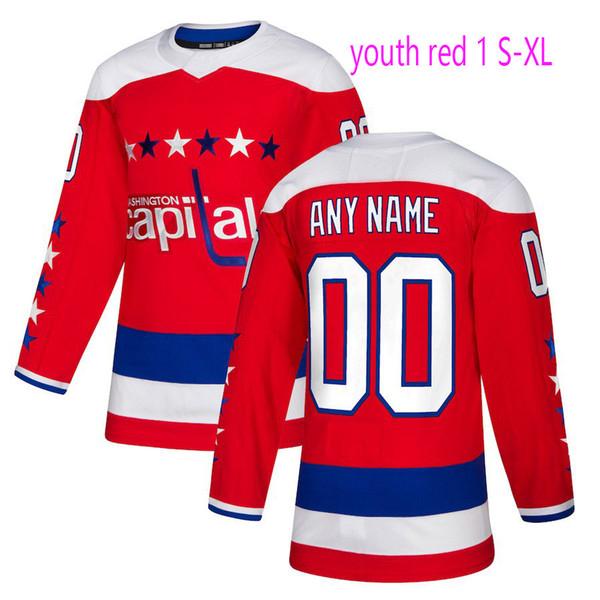 Youth 3rd vermelho s-xl