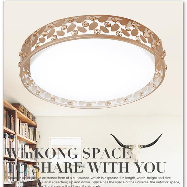 Europa LEVOU luz de teto Do Vintage retro de cristal de metal lâmpada interior ferro Restaurante sala de estar moderna Simples luminária LED