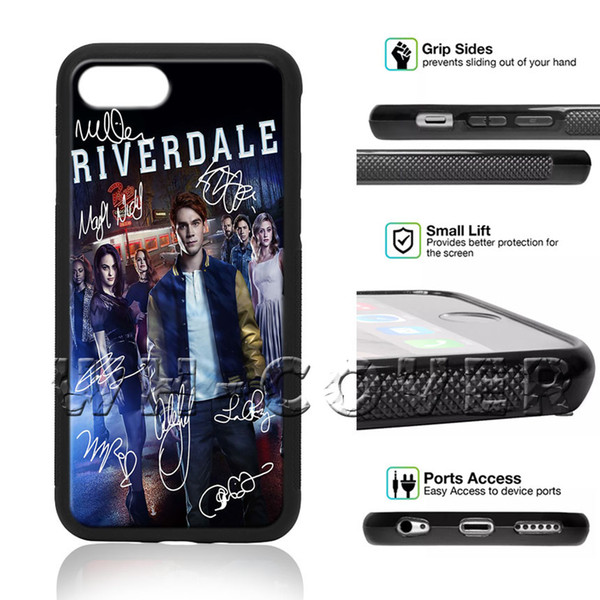 coque iphone 7 plus south side serpent