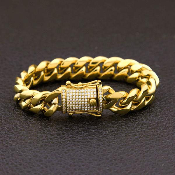12mm width Gold