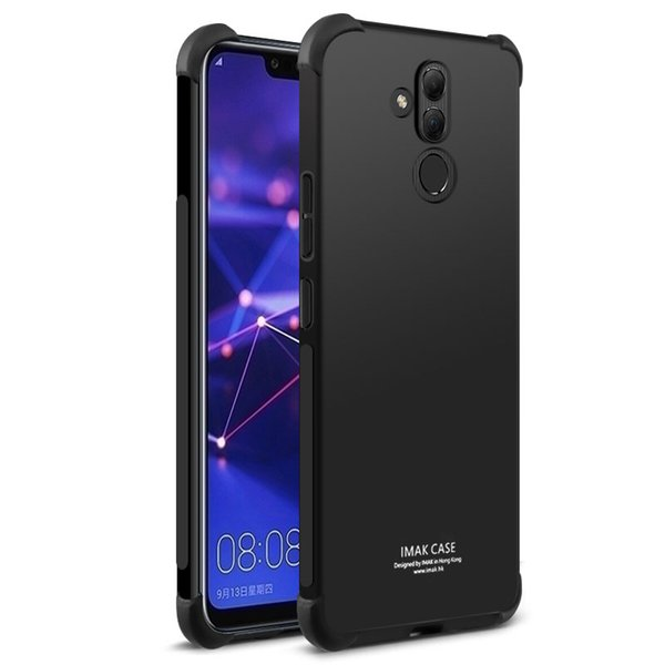 wholesale for Huawei Mate 20 Lite capas Skin Feel Anti-drop Cover Explosion-proof Screen Film for Huawei Mate 20 Lite case luxury