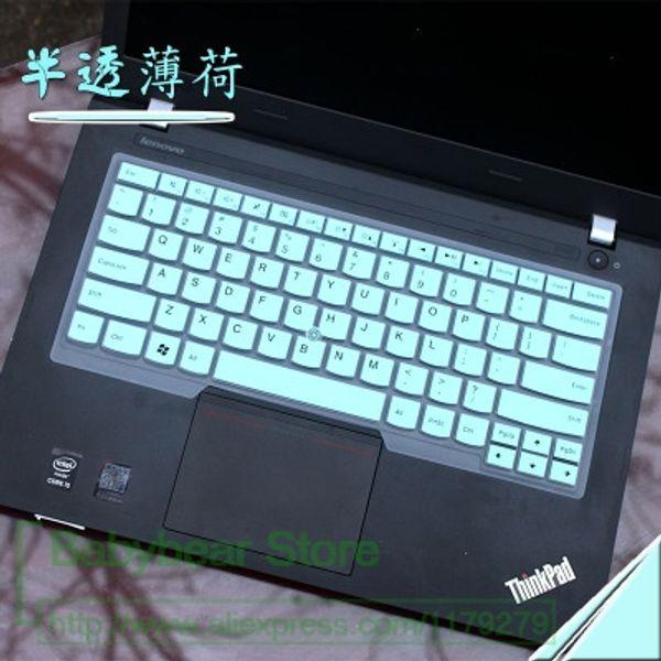 14 INCH keyboard Protector cover skin for Lenovo ThinkPad S2 2018 S3 E485  T470 T480 E480 T480S R480 t450S t460p L460 T460 T470S