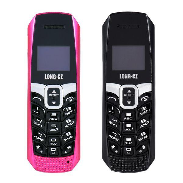 Nuevo LONG-CZ T3 Wireless Auricular Bluetooth Dialer Estéreo Mini Auricular Pocket Phone Soporte Tarjeta SIM Marcar Llamar PK BM50 BM70