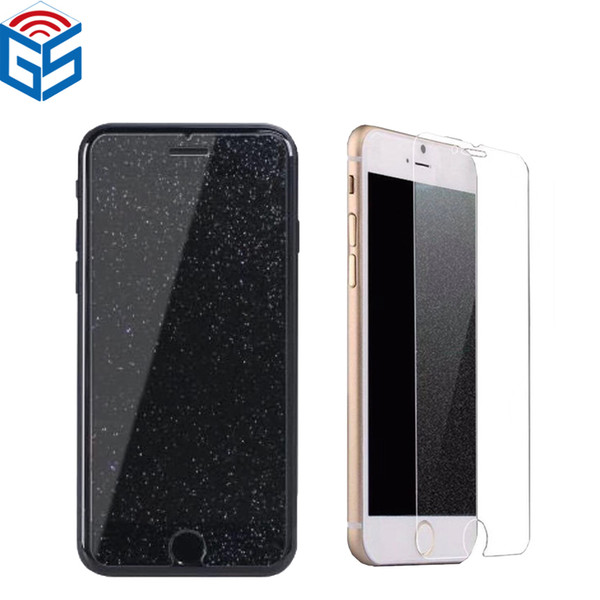 2.5D Diamond Glitter Tempered Glass Screen Protector For Iphone XS Max XR For Iphone x 7 7Plus 8 8Plus