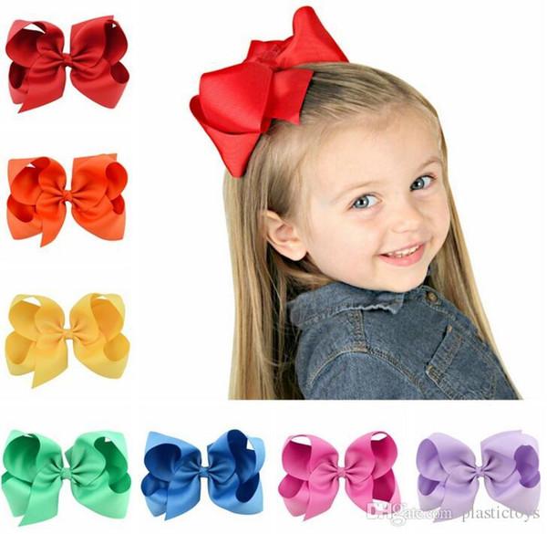 30 Color Accesorios para el cabello Clips Accesorios para el cabello Pinzas para el cabello Tocado Color sólido Alice Flowers Envío gratis