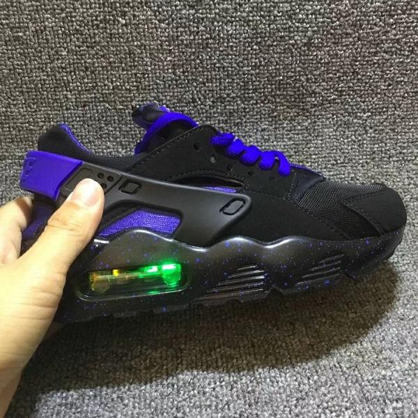 Compre Nike Air Huarache 2018 Fashion Flash Iluminado Kids Air Huarache Niños Corriendo Zapatos Infantiles Huaraches Outdoor Toddler Athletic Boy