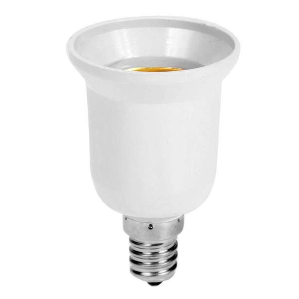 2019 E14 To E27 Lamp Holder Converter Socket Light Bulb Lamp Holder Adapter Plug Extender Led Light Use From Fried 51 52 Dhgate Com