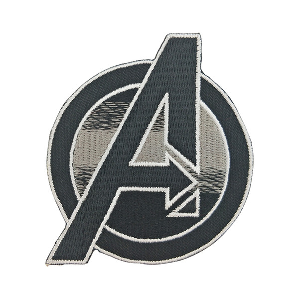 The Avengers Patch Embroidered Movie Iron On Sew On Patch Decoration Iron On Patches Kids DIY Cute Sewing Embroidered Parches For Clothing