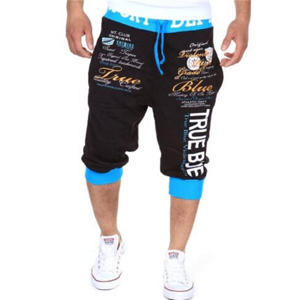 2017 Yaz Spor Erkek Şort Erkek Bodybuildind Adam Şort Jogger Crossfit Pantolon için Rahat Şort marka giyim Kısa Pantolon