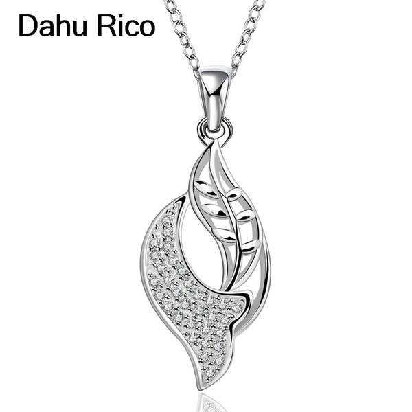 kette neckless orecchini pendenti pendant women lesbian white zircon plata silver plated dubai kiss me de lu Dahu Rico necklaces