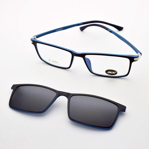Sortendesign neue Produkte für Farben und auffällig Großhandel Ultraleichte Brille Magnet Clip Sonnenbrille Myopie Brille  Polarisierte Sonnenbrille Funktionelle Ultem Uv 400 Jkk042 Von Shuocong,  $69.98 ...