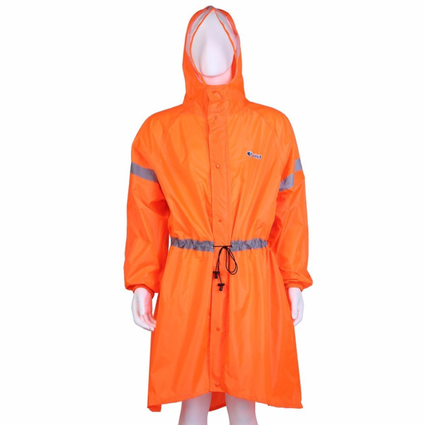Bluefield Men Women Raincoat Outdoor Camping Rain Coat Hiking Rain Cover Waterproof Awning Poncho Backpack With Retail Box Y1893006