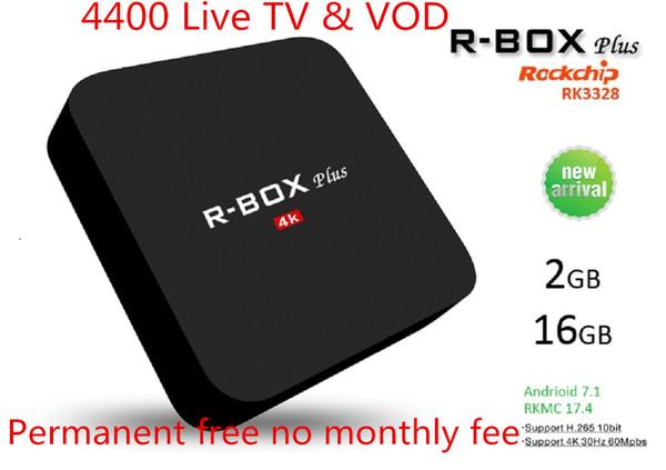 Arabic Iptv Box Lifetime Free Smart TV Box Support Arabic Africa Nederland  Usa Spain Sports 4400 Channels Arabic IPTV Best Set Top Boxes Micro
