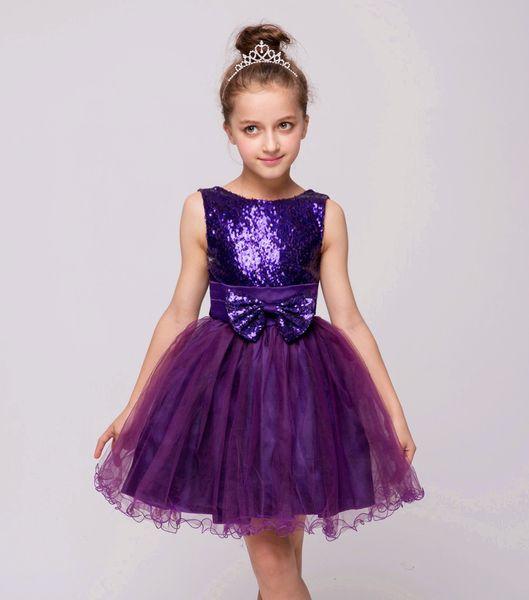 Bebê menina crianças vestido de baile vestidos de festa vestido para a princesa das crianças da menina traje para crianças roupas formais cerimônia menina roupas