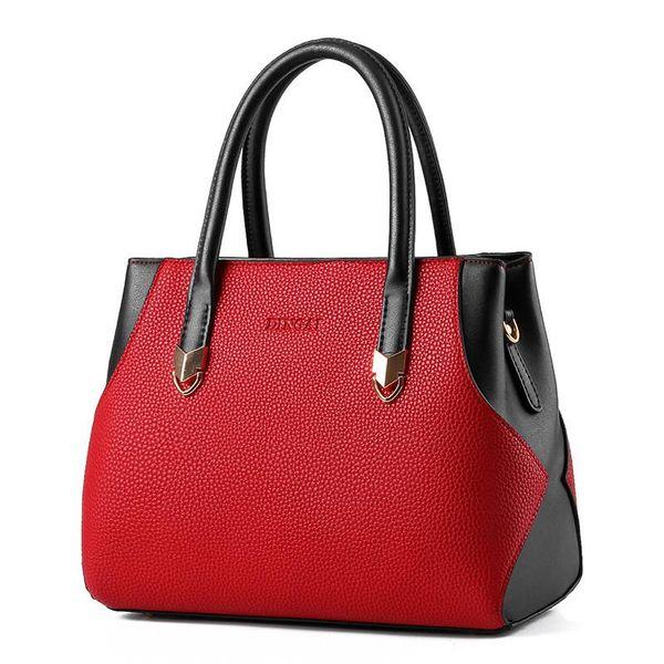 Women Bags Luxury Handbags Famous Designer Women Crossbody bags Casual Tote Designer High Quality 2018 NEW Interior Slot Pocket 01