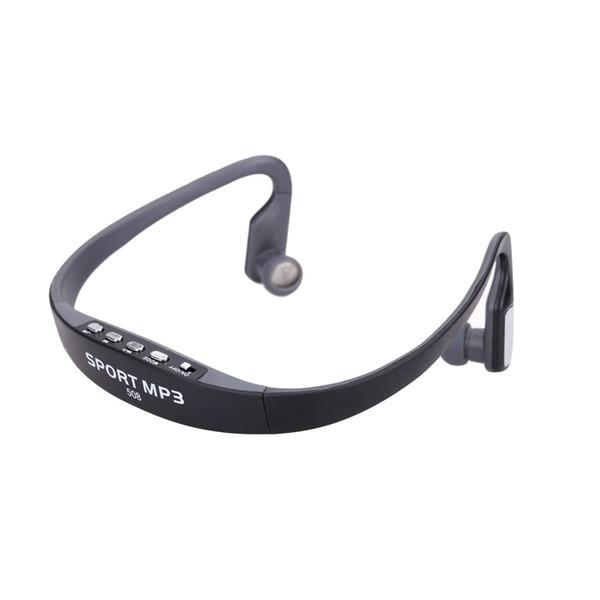 Portable Sport Wireless TF FM Radio Headset Headphone Earphone Music MP3 Player with Mini USB Port