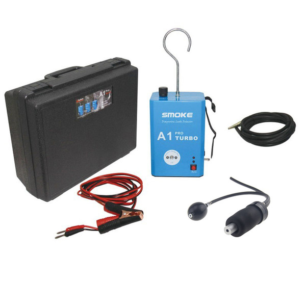 SMOKE A1 Pro Turbo Model Automotive Diagnostic Leak Detector Powerful Tool to Fast Check System Leaks New Arrival