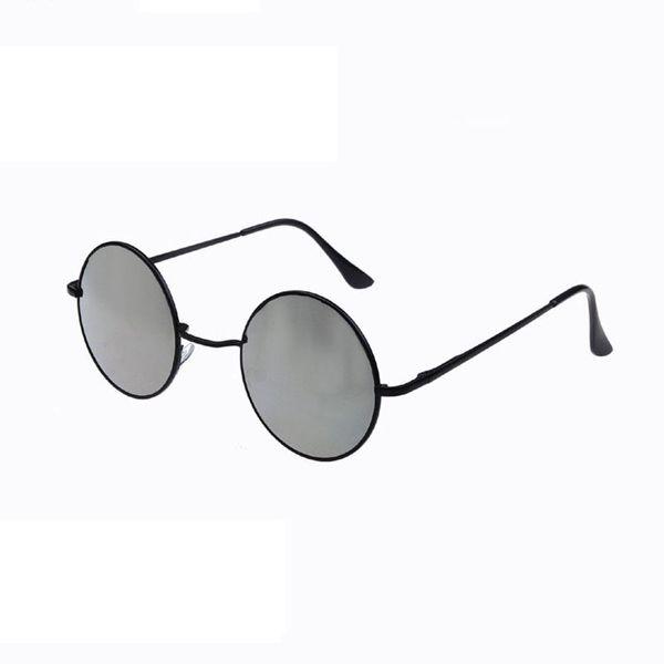 8b7e947b22 Classic Round Sunglasses Women Fashion Brand Designer Metal Frame Vintage  Mirror Sun Retro Rose Gold Circle Reyed Glasses Female UV400