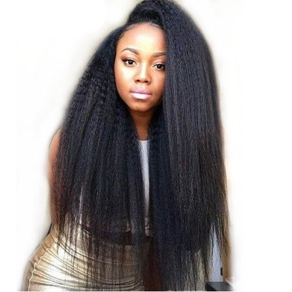 Hot Sale Peruvian Lace Front Human Hair Wigs