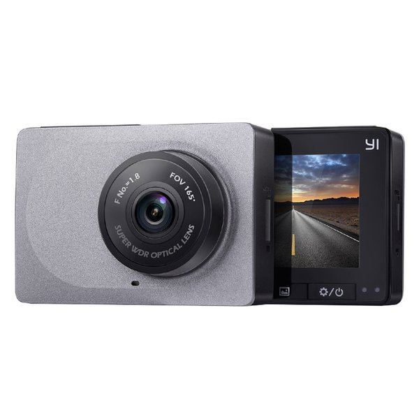 HD 1080P Full HD Car DVR Recorder Camera 60FP With 16G SD Card Night vision 2.7 Inch TFT LCD Car Auto DVR Camera Mirror