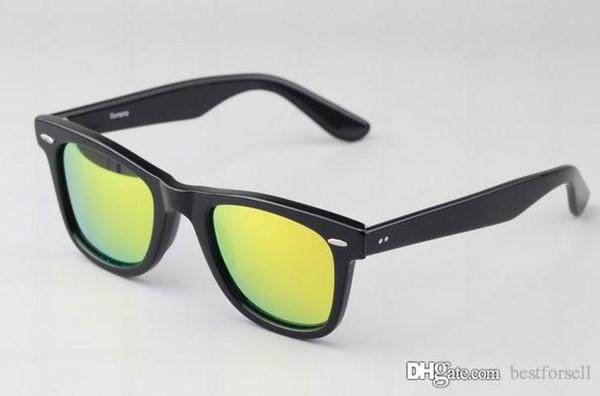 6e3fbc6f105 Fashion Classic Sunglasses Men Cat Eye Brand Designer Sun Glasses Luxury  Eyeglasses Gafas de sol Women Mirror with case Online Sale