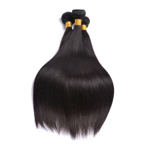 Yibeilu brasileiro cabelo humano virgem direto 100 Por Cento Distribuidores de Cabelo Humano Não Transformados Direto remy cabelo humano