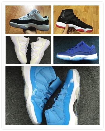 Mens and Womens 11S Low Barons Win Like Basketball Shoes Out Door 2018 Sports Sneakers for Men Size US5.5-13