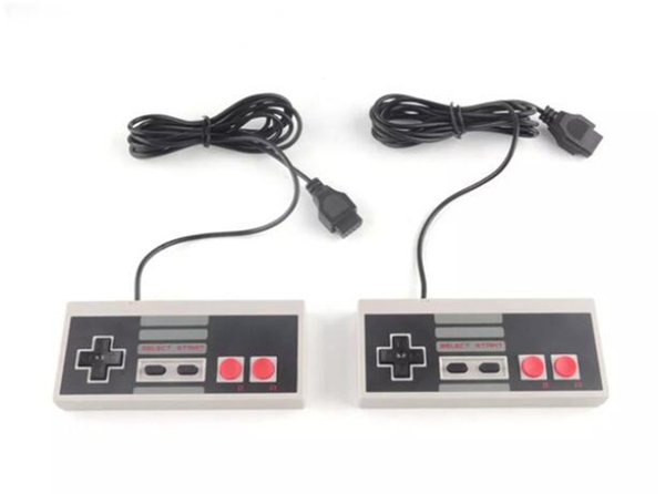 best selling Controller For Mini NES (Chinese version) Console Game controller gamepad joystick Nes classic mini NES for 500 and 620 paragraph Game A-JYP