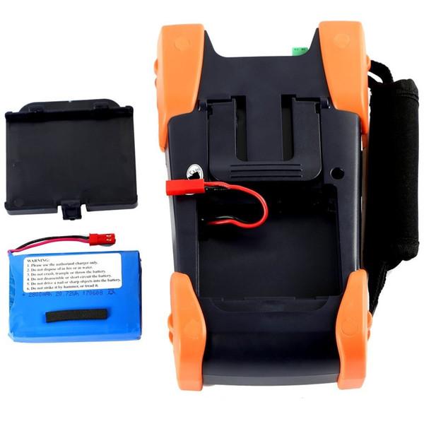 3.5 Inch 2 in 1 H.265 4K/H.264 IP CVBS Analog CCTV Camera Tester Monitor Rapid ONVIF TDR For RJ45 WIFI 48V PoE power output