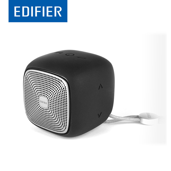 EDIFIER MP200 Portable Bluetooth Speaker High Quality IP54 Waterproof With Mic Support Hands-free Calls