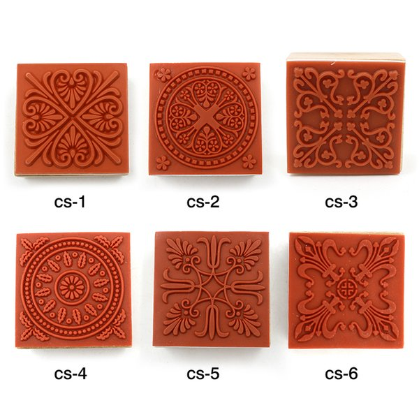 Cute Kids Motivation Sticker Scrapbooking Lace Stamps Vintage Flower Wood Rubber Craft Ink Pad Stamp Wax Seal Party Decoration