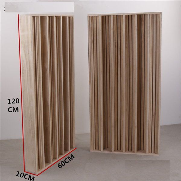 best selling 2pieces 120x60x10cm Effectively eliminate flutter echoe and standing wave glass fiber acoustic treatment controllable diffuse reflection