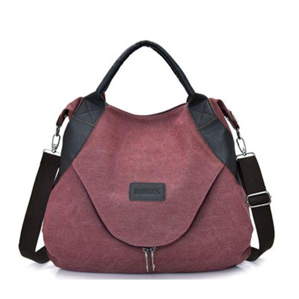 Fashion Women Outdoor Storage Bag European And American Style Handbag Lady Brand Trend Bags Hot Sale 38jt Ww
