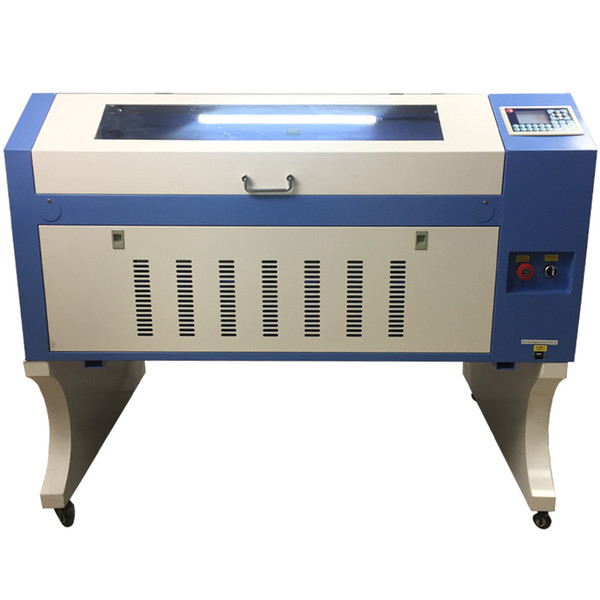 TS6090 60W with topwisdom system High speed and efficiency laser engraving and cutting machine